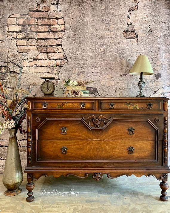 Antique Dresser (can be redesigned or sold as is)