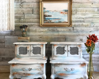 Boho Furniture Nightstands
