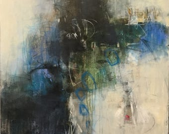 Abstract Art/ Painting Contemporary Urban