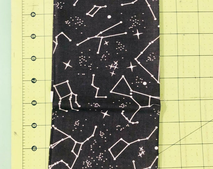 Pre-Order Adult Black Constellation Bow Tie