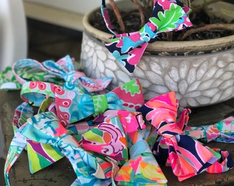 Adult Lilly Bow Tie
