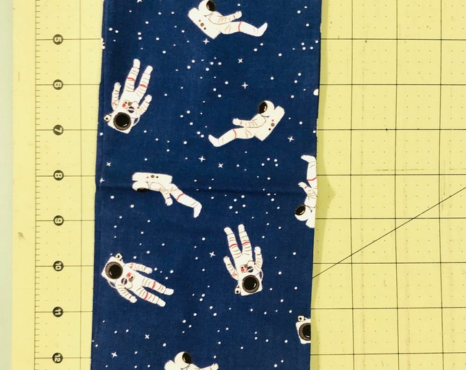 Pre-Order Adult Black Astronaut Bow Tie