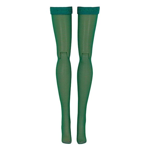 "Cissette 8/"" /& 14/"" Dark Green Doll Stockings to fit Madame Alexander Cissy"
