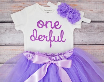 One-derful First birthday outfit birthday outfit 1st birthday girl outfit Baby girl first birthday outfit Onederful