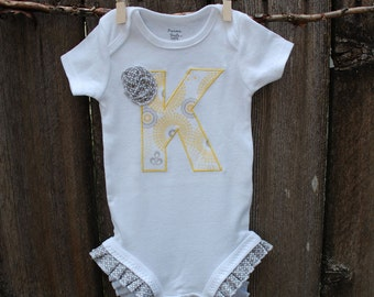 Personlalized Baby Gift, Design Your Own, Baby Bodysuit, Take home outfit