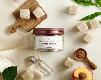 Sugar & Apricot Body Scrub