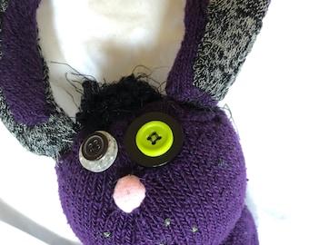 Sock Monster Rabbit