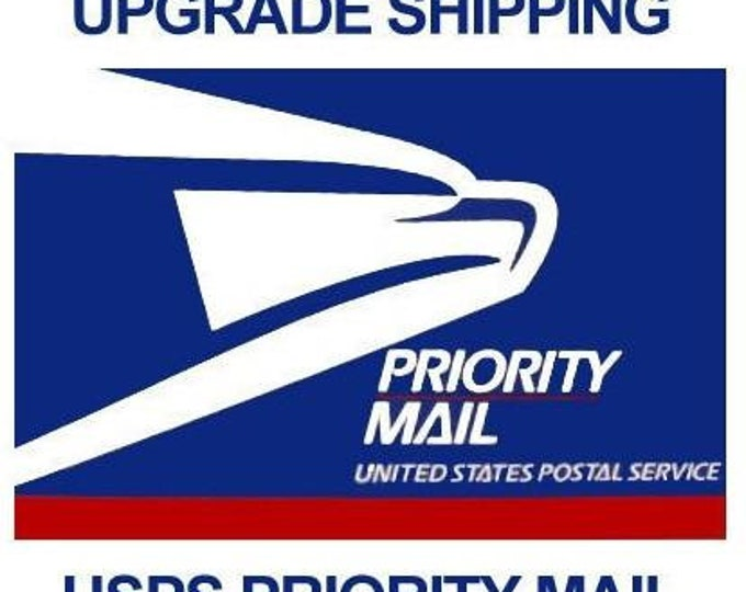 USPS Upgrade Priority Mail