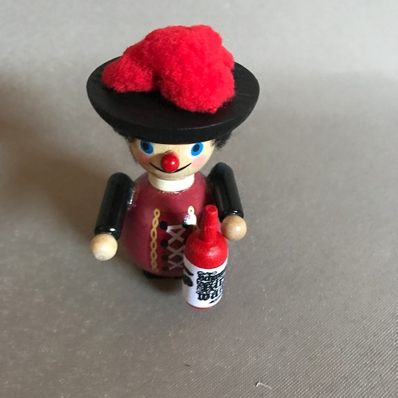 Vintage Steinbach Ornament Hand Made Germany Collectible