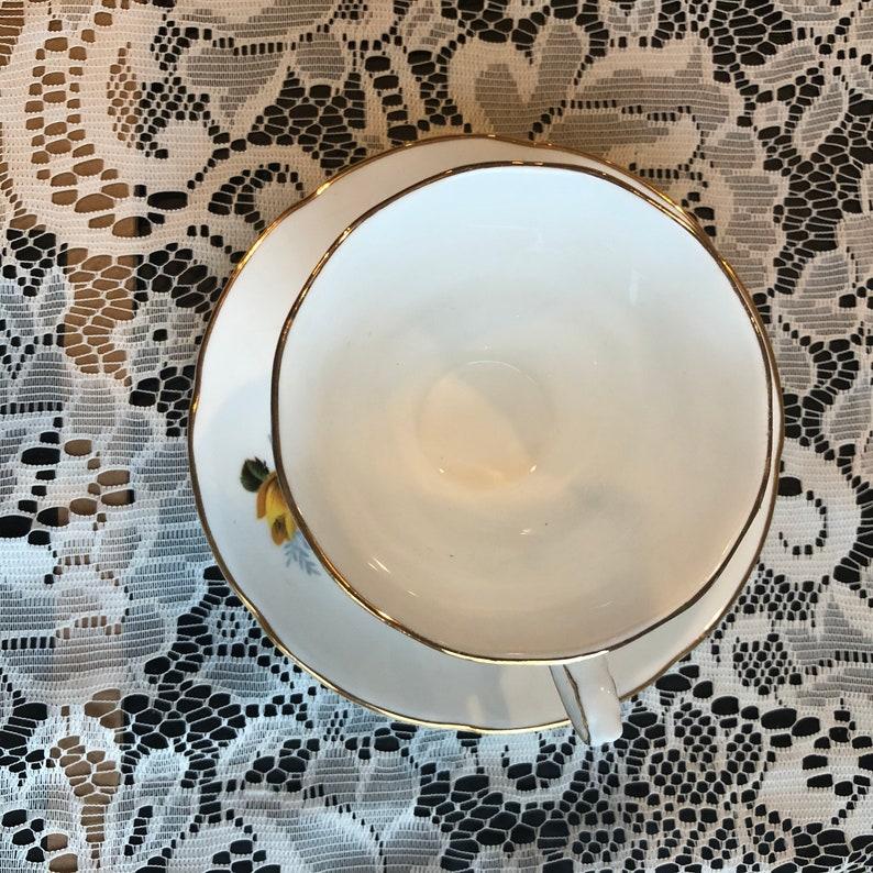 Royal Grafton English Bone China Made in England Cup and Saucer
