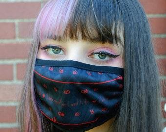 Anxiety Angel Dust Masks