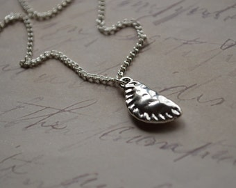 Pierogi Necklace