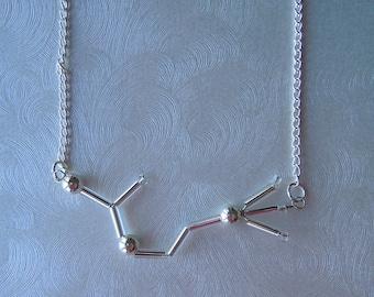 Biolojewelry - Acetylcholine Necklace
