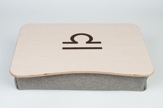 holztablett kissen laptop bett tablett tablett ipad etsy. Black Bedroom Furniture Sets. Home Design Ideas