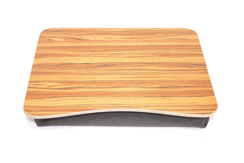 Laptop Pillow Tray  Olive Prima Brown
