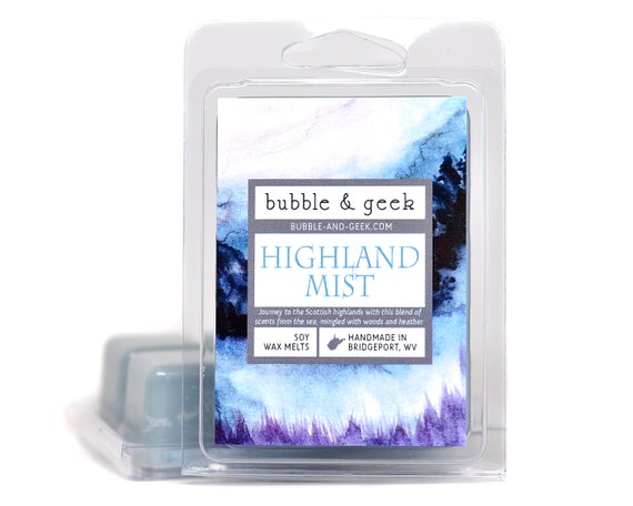 HIGHLAND HEATHER Pick n Melt Scented Wax Melts