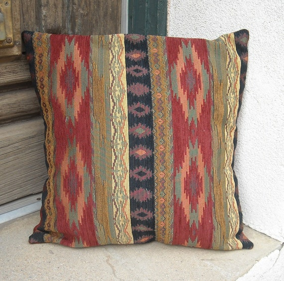 "Light Brown chenille Cushion Covers 16/"" X 16/"""