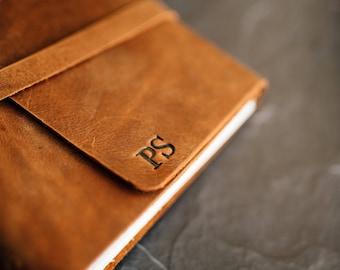 Personalized Notebook for Him Mens Journal