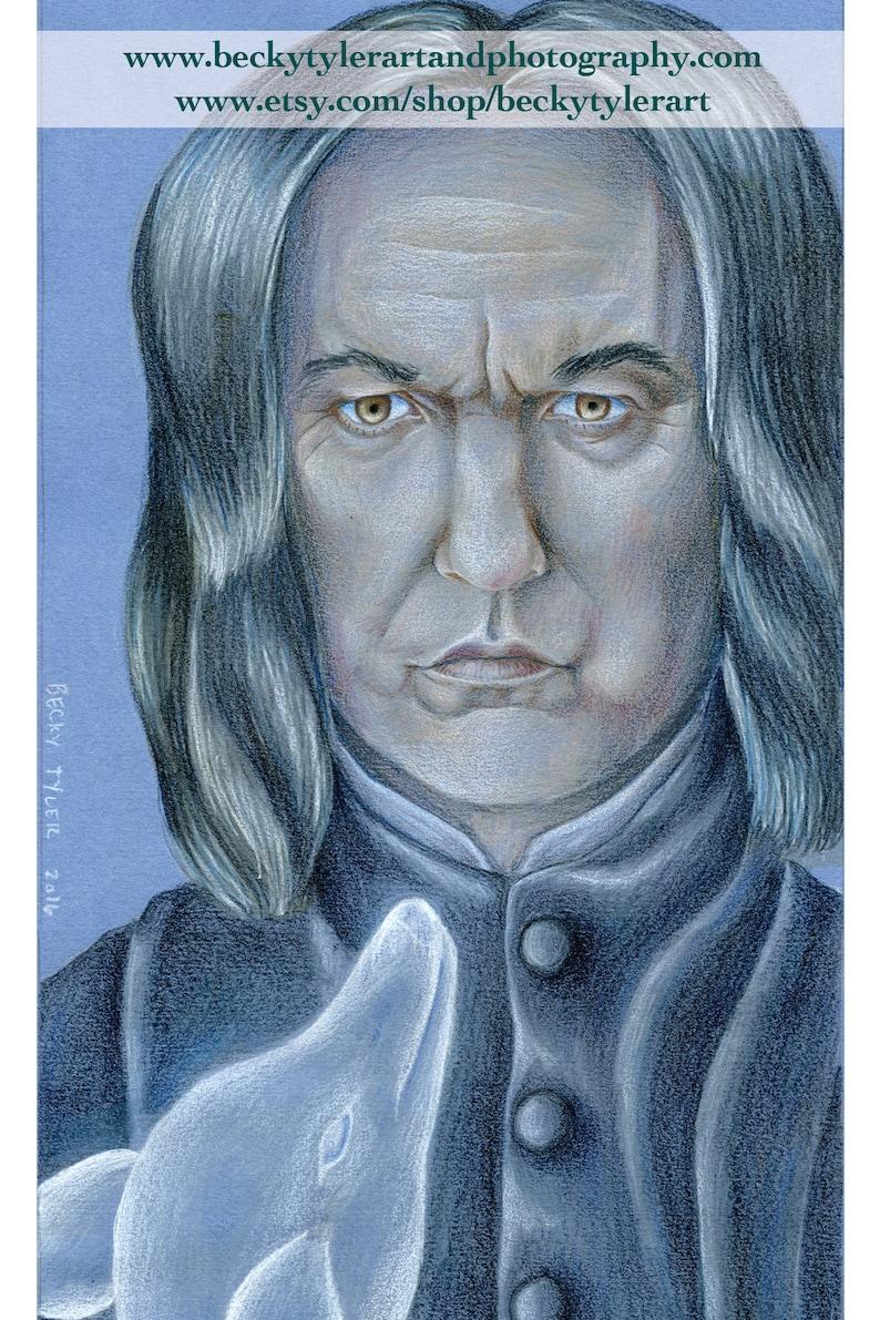 e27ec9373 Severus Snape Drawing