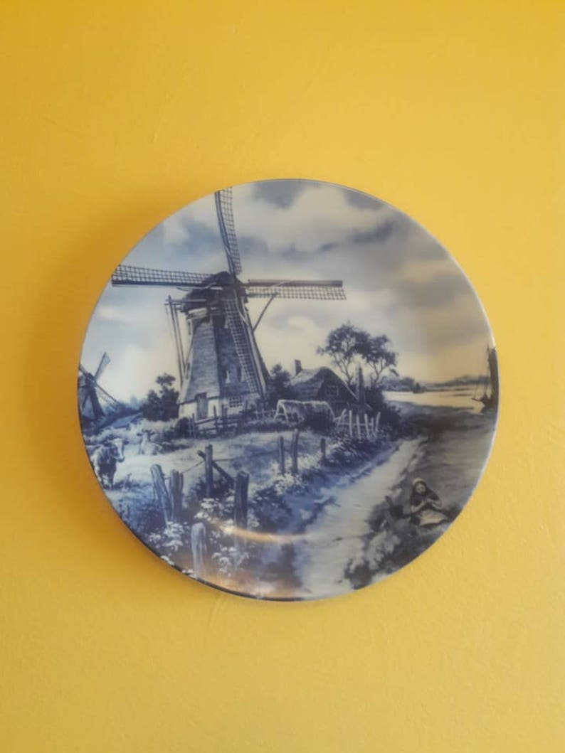 V Ter Steege B Delft Handcrafted In Holland Tea Pot