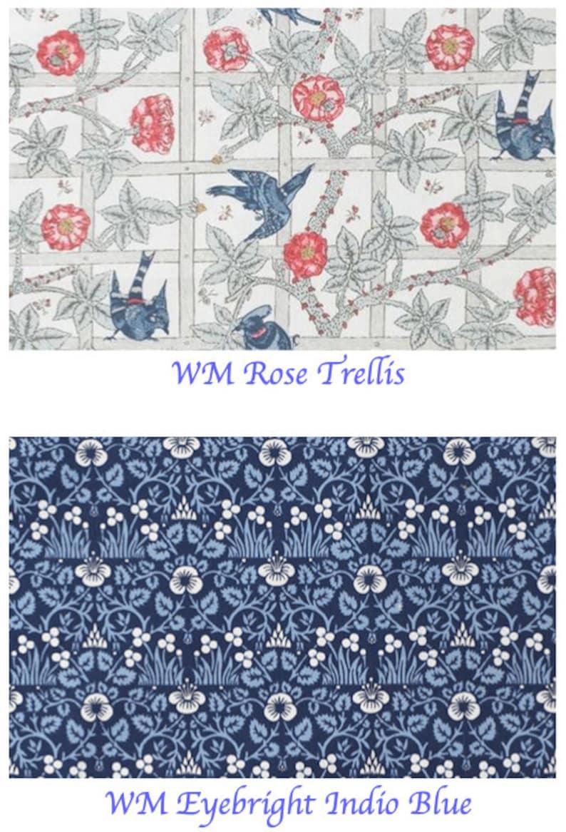 Kimono Style Cotton Robe Fleur