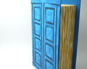 Doctor Who River Song's Diary hand painted gift box medium size
