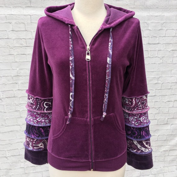 New Zip Up Pixie Hooded Sleeveless Funky Hippie Top up to Plus Size