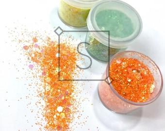 Citrus Glitter Dust (single or as kit)