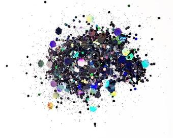Raven Glitter Dust (single or as kit)