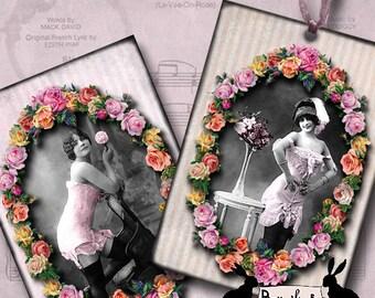 7ce13b5d1bb la vie en rose - vintage