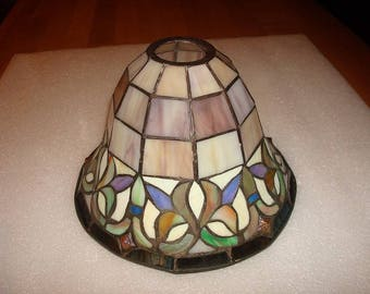 stained glass light etsy
