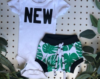 c72fbaf46ac2 Baby boy coming home outfit summer