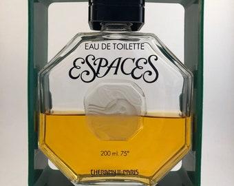 Vintage Cheramy Paris ESPACES Eau De Toilette, 200 ml,