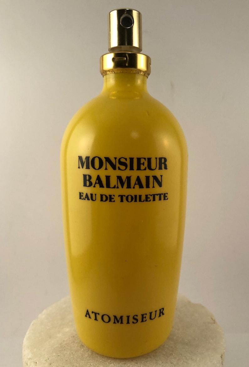 9f3bf2c8 Vintage Monsieur Balmain Eau De Toilette Atomiseur 113 ml | Etsy