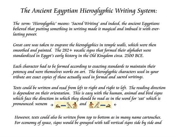 Hieroglyphen schreiben online dating
