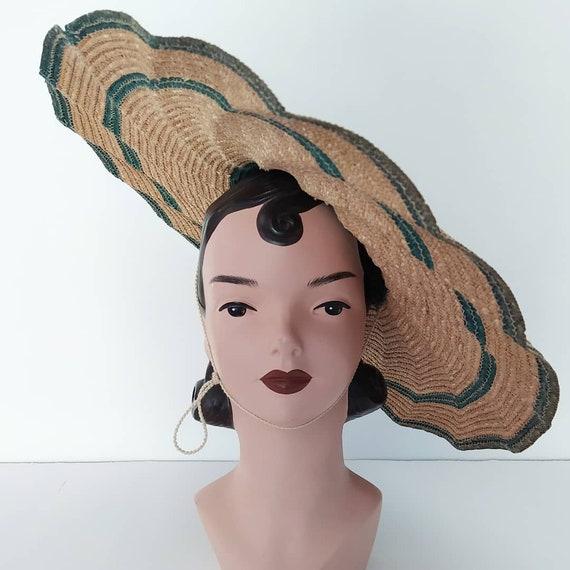 RESERVED---------Spectacular Vintage 1930s 30s 194