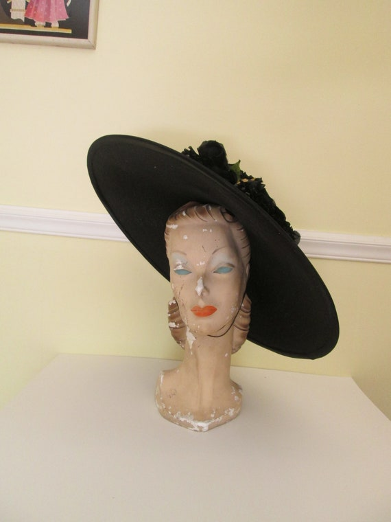 Spectacular Vintage 1930s 30s 1940s 40s Lilly Dac… - image 1