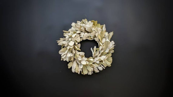 Wreath -  Dried Flower Wreath  - Integrifolia Wreath