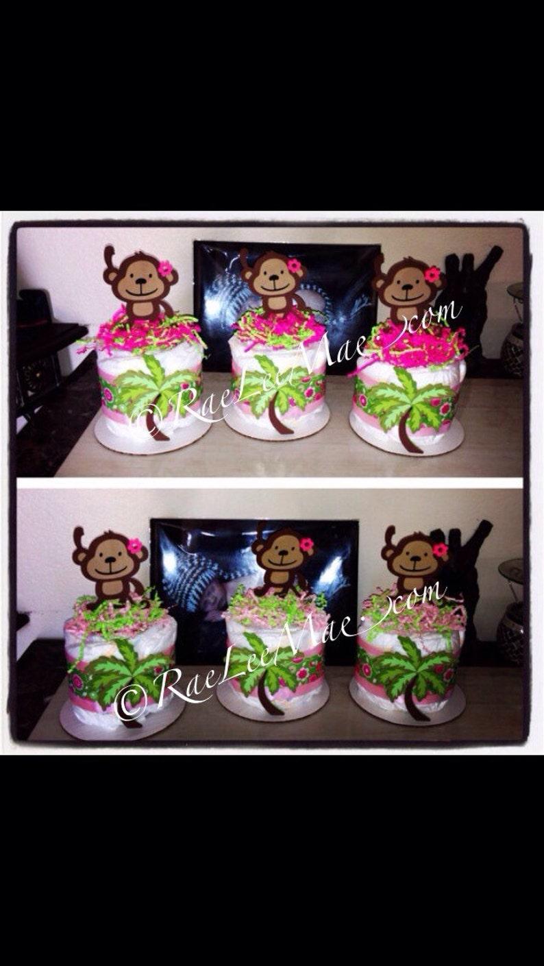 Adorable Diaper Baby Girl//Diaper baby//diapercake creation//RaeLeeMae diaper baby