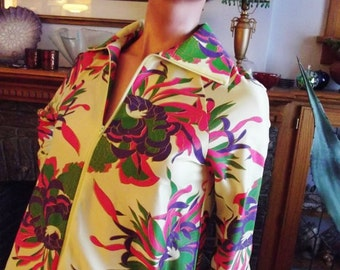c0ca66c5e3 Flower power robe