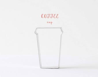 Coffee Cup Cookie Cutter,