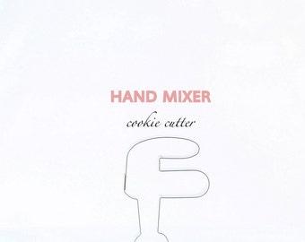 Mixer Cookie Cutter