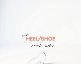 Mini High Heel Cookie Cutter
