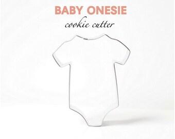 Onesie Cookie Cutter