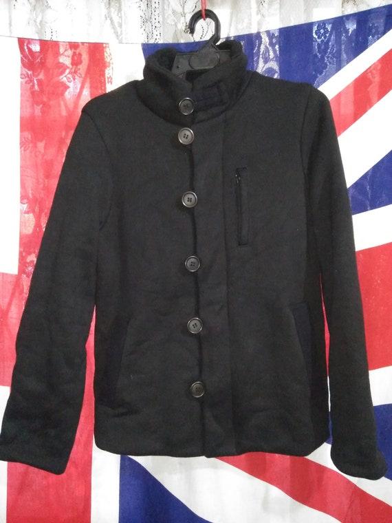 Jacket Blue Sweater Blue Vintage Japan RZxIIYd