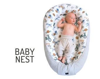 baby lounger baby pod Baby nest nid de bebe  Wild II