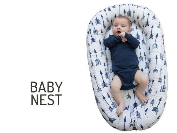 nid de bebe   Wild Arrows Baby nest baby lounger baby change pad