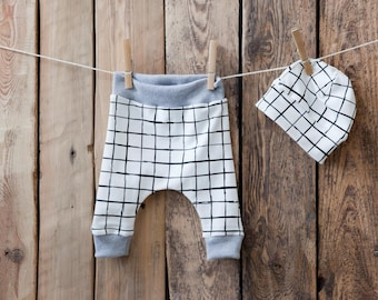 Baby set: leggings and a hat!