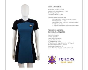 Women's TNG Skant Sewing Pattern