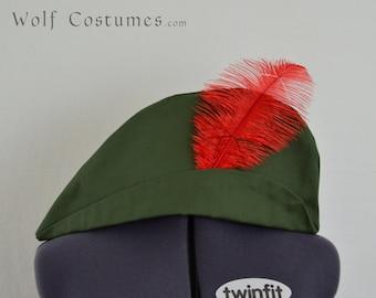 bf30795635c Peter pan hat